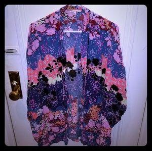 Victoria's Secret Cover Up Kimono